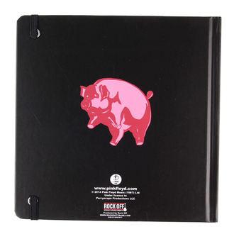 poznámkový blok Pink Floyd - Animals - ROCK OFF, ROCK OFF, Pink Floyd