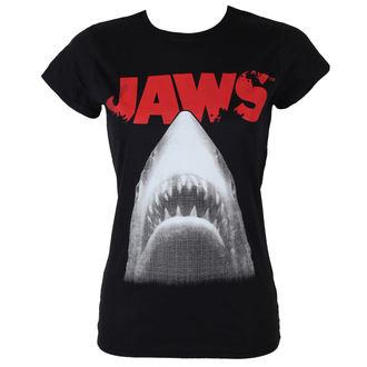 tričko dámske Čeľuste - Poster - Black - HYBRIS - UV-5-JAWS002-H61-4