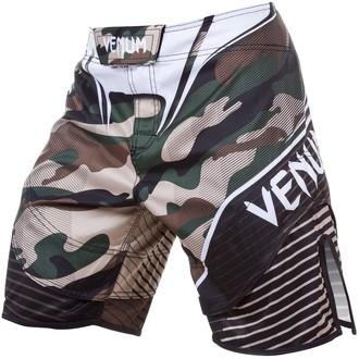 boxerské kraťasy pánske VENUM - Camo Hero - Zelená / hnedá, VENUM