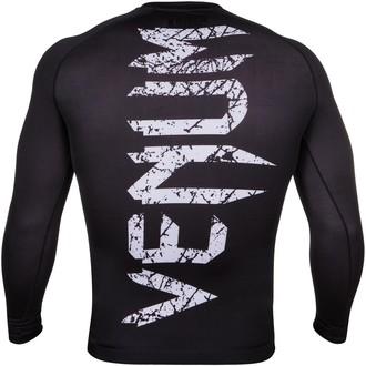 tričko pánske s dlhým rukávom (termo) VENUM - Original Giant Rashguard - Black/White, VENUM