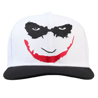 šiltovka Batman - The Dark Knight Joker's Smile - White - LEGEND, LEGEND