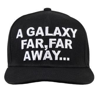 šiltovka STAR WARS - A Galaxy Far Far Away - Black - LEGEND, LEGEND