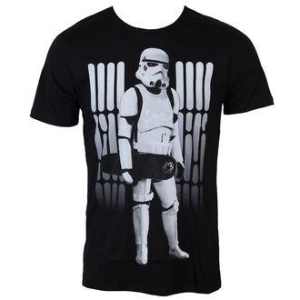 tričko pánske Star Wars - Skate Trooper - Black - LEGEND, LEGEND