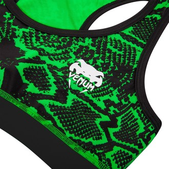 športové podprsenka VENUM - Fusion - Green