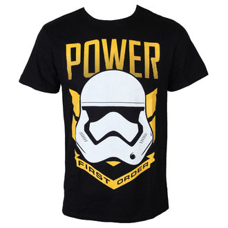 tričko pánske Star Wars - Trooper Power - Black - LEGEND, LEGEND