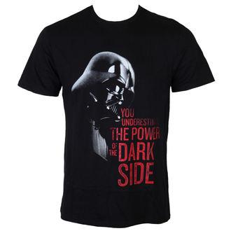 tričko pánske Star Wars - Darth Vader You Underestimate - Black - LEGEND, LEGEND