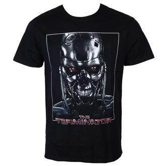 tričko pánske Terminator - T800 - Black - LEGEND, LEGEND
