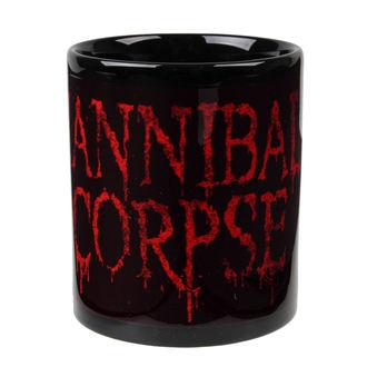 hrnček Cannibal Corpse - Dripping Logo - PLASTIC HEAD, PLASTIC HEAD, Cannibal Corpse