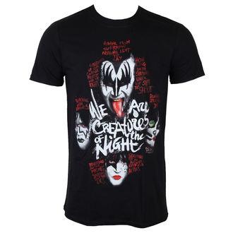 tričko pánske KISS - Creatures - PLASTIC HEAD, PLASTIC HEAD, Kiss