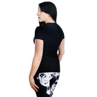 tričko dámske TOO FAST - Babydoll - Lydia Mugshot, TOO FAST