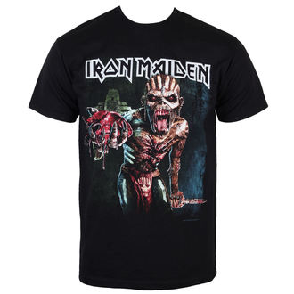 tričko pánske Iron Maiden - Book of souls Euro Tour 2016 - ROCK OFF, ROCK OFF, Iron Maiden