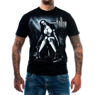 tričko pánske ART BY EVIL - Hollow - Black, ART BY EVIL