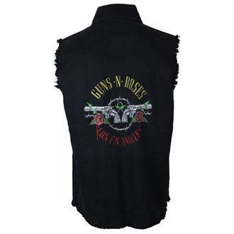 vesta pánska Guns N' Roses - Los F'N Angeles - RAZAMATAZ, RAZAMATAZ, Guns N' Roses