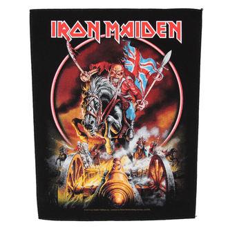 nášivka veľká Iron Maiden - Maiden England - RAZAMATAZ, RAZAMATAZ, Iron Maiden