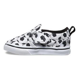 topánky detské VANS - Slip-On (Sports) - Soccer - Black/White, VANS