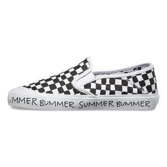 topánky dámske VANS - Slip-On (Summer Bummer) Checkeboard, VANS