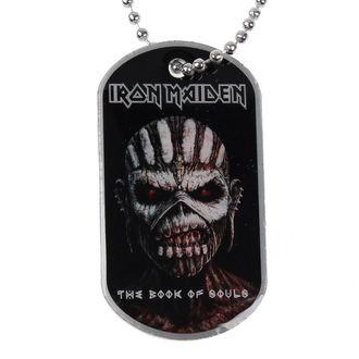 obojok (psie známka) Iron Maiden - The Book Of Souls - RAZAMATAZ, RAZAMATAZ, Iron Maiden
