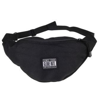 taška (ľadvinka) GLOBE - Richmond Side - Black, GLOBE