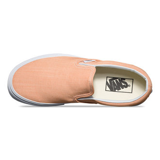 topánky VANS - Classic SLIP-ON (Chambray)