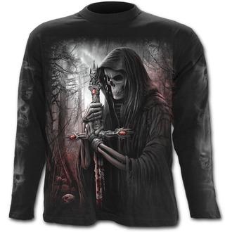 tričko pánske s dlhým rukávom SPIRAL - Soul Searcher, SPIRAL