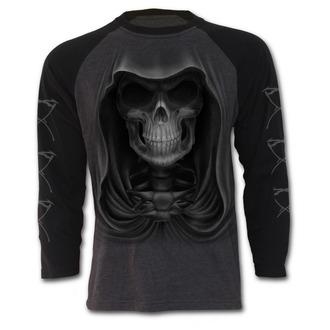 tričko pánske s dlhým rukávom SPIRAL - Death