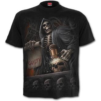 tričko pánske SPIRAL - Sudca Reaper - T115M101