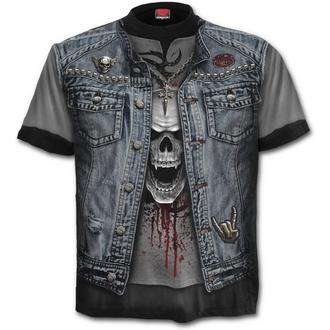 tričko pánske SPIRAL - Thrash Metal - W024M105