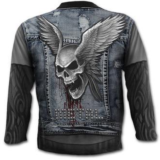 tričko pánske s dlhým rukávom SPIRAL - Thrash Metal, SPIRAL