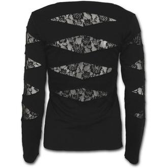 tričko dámske s dlhým rukávom SPIRAL - Gothic Rock - P002F448