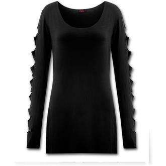 tričko dámske s dlhým rukávom SPIRAL - Metal Streetwear - P003F454