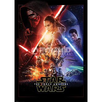 plagát Star Wars - Episode VII - One Sheet - PYRAMID POSTERS, PYRAMID POSTERS