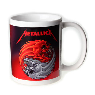 hrnček Metallica - Yin and Yang - PYRAMID POSTERS, PYRAMID POSTERS, Metallica