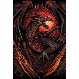 plagát Spiral - Dragon Furnace - PYRAMID POSTERS, PYRAMID POSTERS
