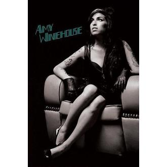 plagát Amy Winehouse - Chair - PYRAMID POSTERS, PYRAMID POSTERS, Amy Winehouse