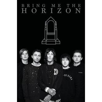 plagát Bring Me The Horizon - Band - PYRAMID POSTERS, PYRAMID POSTERS, Bring Me The Horizon