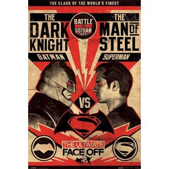plagát Batman Vs Superman - Flight Poster- PYRAMID POSTERS, PYRAMID POSTERS