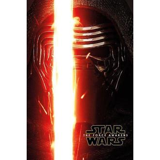 plagát Star Wars - Episode VII - Kylo Ren Teaser - PYRAMID POSTERS, PYRAMID POSTERS
