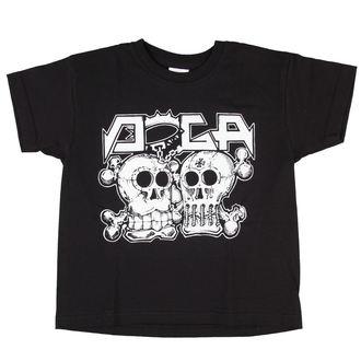 tričko detské Doga - Black, Doga