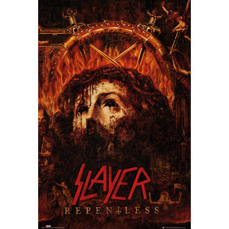 plagát Slayer - Repentless - GB posters, GB posters, Slayer