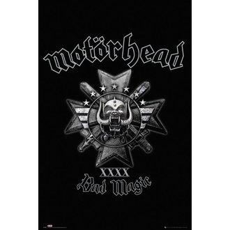 plagát Motörhead - Bad Magic - GB posters, GB posters, Motörhead