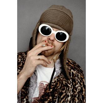 plagát Kurt Cobain - Colour - GB posters, GB posters, Nirvana