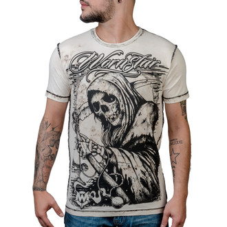 tričko pánske WORNSTAR - Soul Reaper - White, WORNSTAR