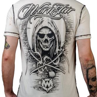 tričko pánske WORNSTAR - Soul Reaper - White