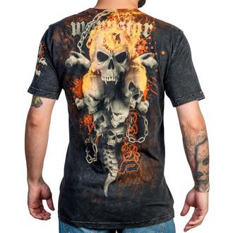 tričko pánske WORNSTAR - Destroy - Black, WORNSTAR
