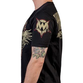 tričko pánske WORNSTAR - Halo - Black
