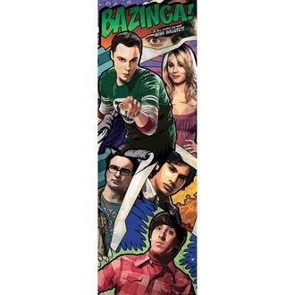 plagát Teória veľkého tresku - Comic - GB posters, GB posters