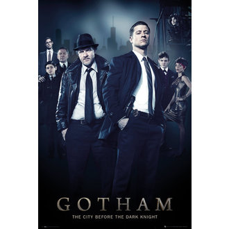 plagát Gotham - Cast - GB posters, GB posters
