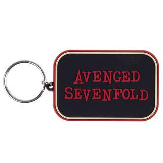 kľúčenka (prívesok) Avenged Sevenfold - Logo - BRAVADO, BRAVADO, Avenged Sevenfold