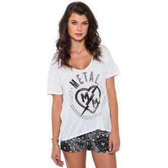 tričko dámske METAL MULISHA - grunge, METAL MULISHA