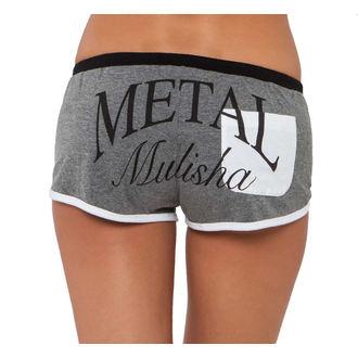 kraťasy dámske METAL MULISHA - BEAMING, METAL MULISHA
